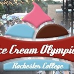 Rochester College Hosts the Ice Cream Olympics on Sunday at 7 p.m.