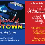 Sound of Motown to benefit the Meals on Wheels program of the OPC