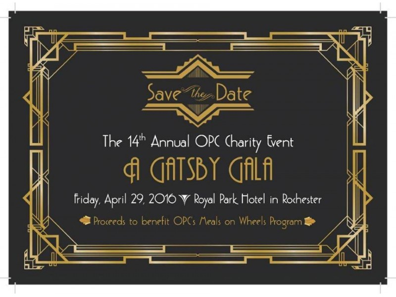 A Gatsby Gala to Benefit the OPC