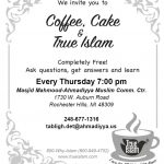 Coffee, Cake & True Islam