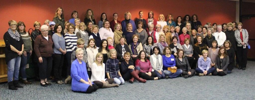 100 Women Who Care of Greater Rochester has now turned into 255 committed members
