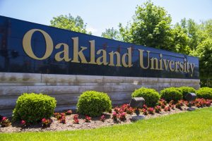 Oakland University is among 20 colleges and universities nationwide to receive the grant