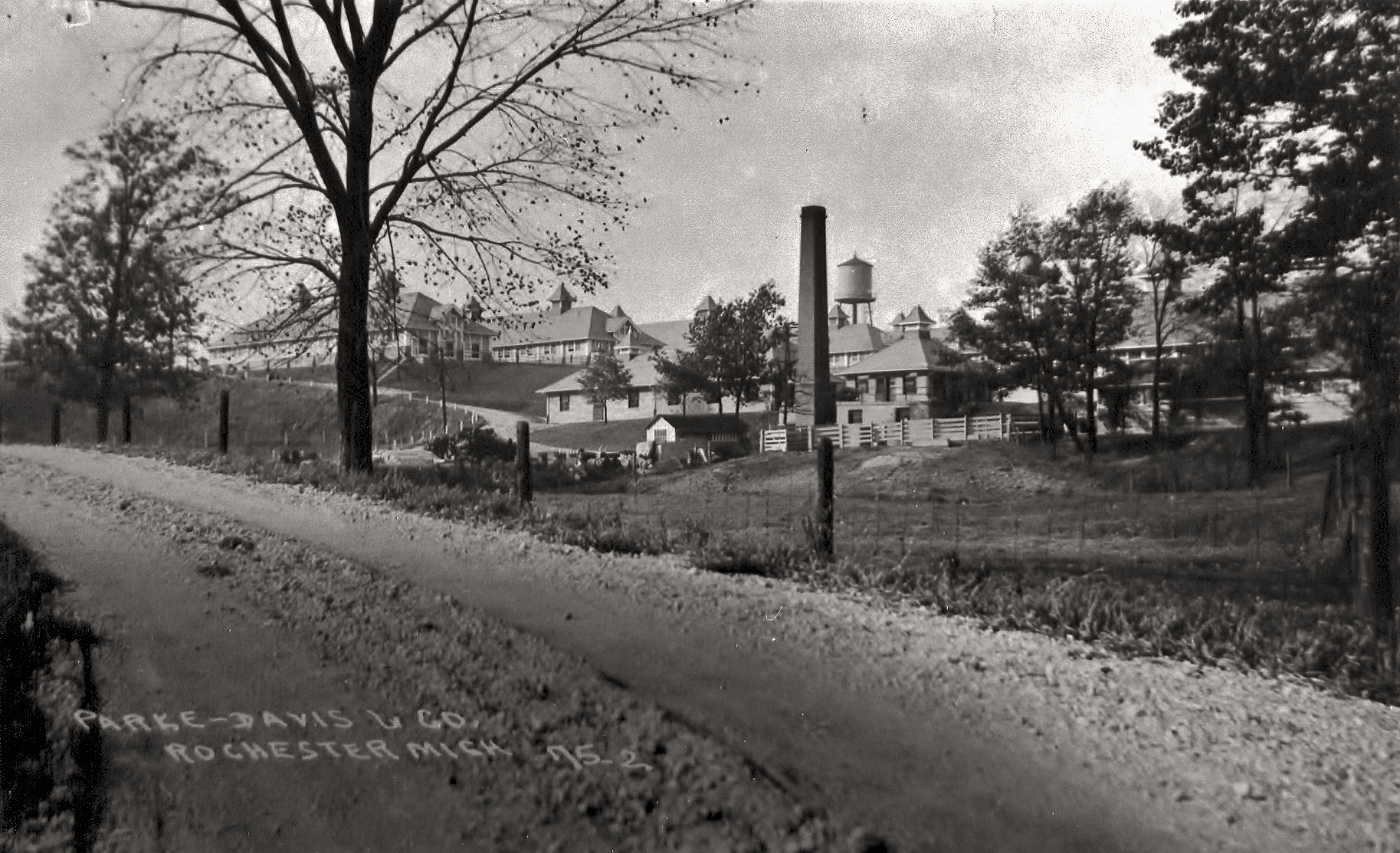 Parkedale - Photo Courtesy of the Library of Congress