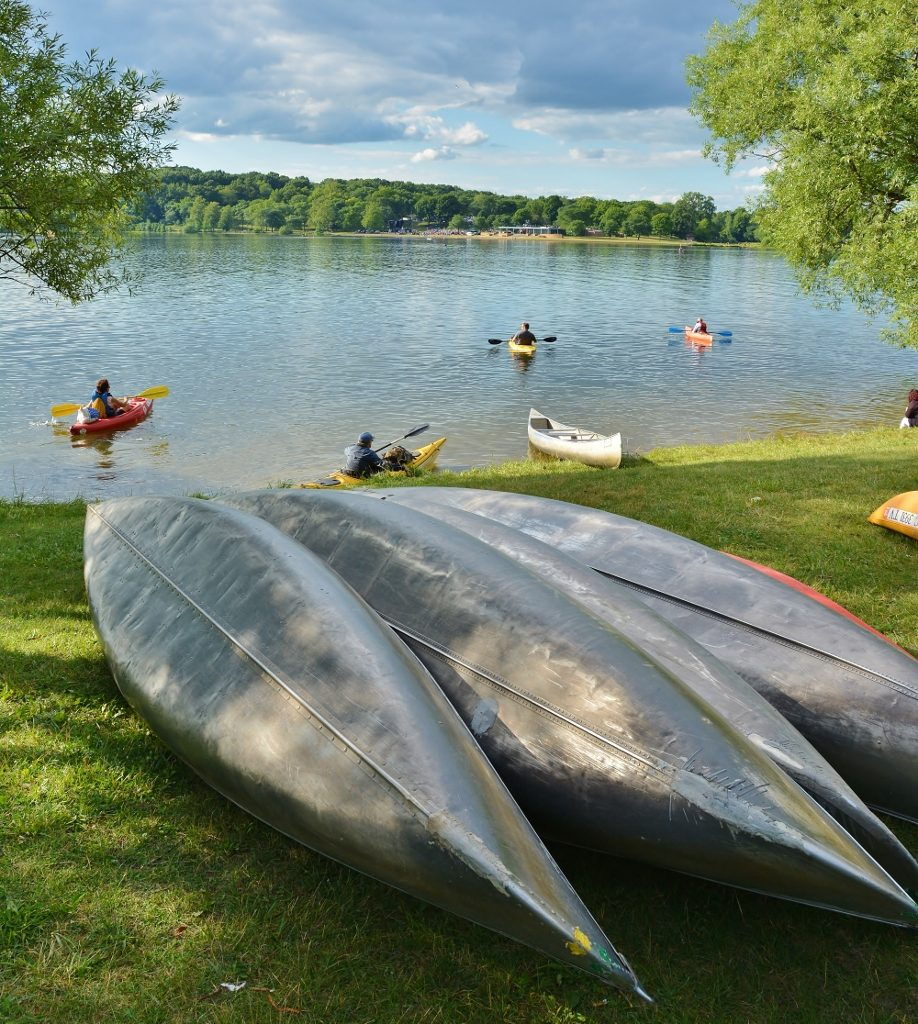 Paddle To The Symphony by SOLAR Outdoors and Heavner Canoe Rental - photo by Michael Dwyer