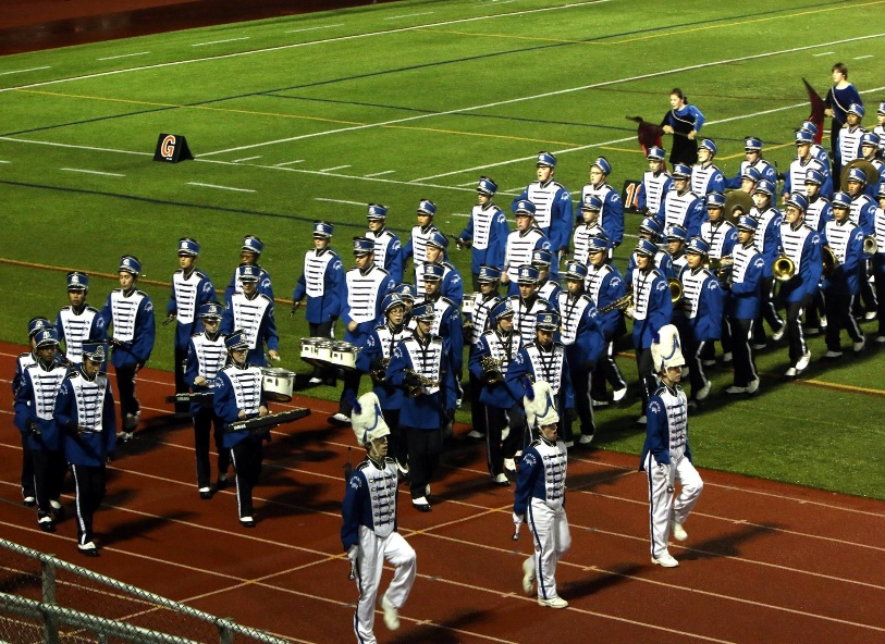 Rochester Marching Band MSBOA Festival 2017